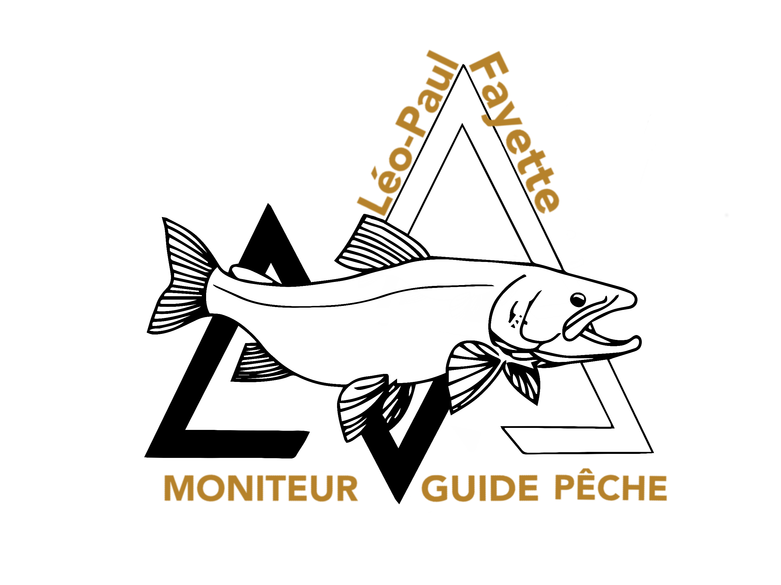 Léo-Paul Fayette Moniteur-Guide-Pêche